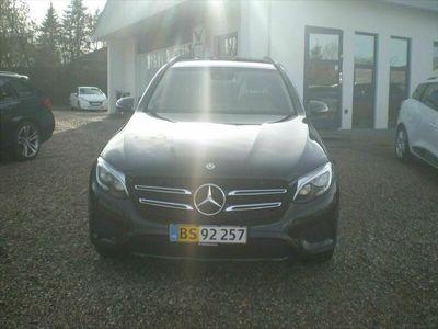 brugt Mercedes GLC220 d aut. 4-M Van