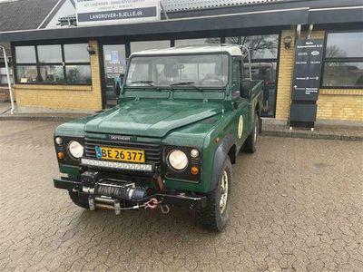 """brugt Land Rover Defender 110"""" 2,5 TD5 HCPU 4x4 122HK Pick-Up"""