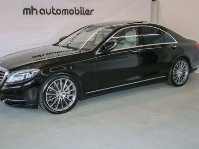 used Mercedes S500 4,7 aut. 4-M