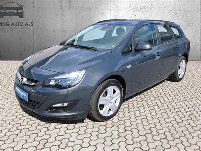 brugt Opel Astra Sports Tourer 1,6 CDTI Enjoy Start/Stop 136HK Stc 6g - Personbil - mørkgrå