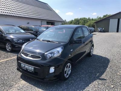 brugt Kia Picanto 0 MPI Style Limited 66HK 5d