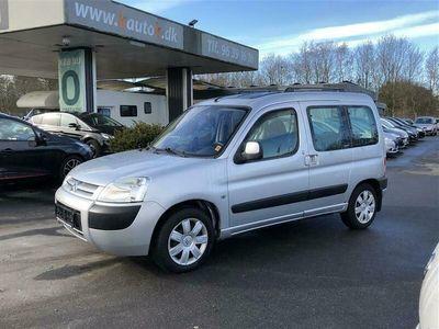 brugt Citroën Berlingo 1,6 i 16V Multispace m/Soltag 110HK