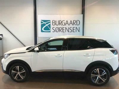 brugt Peugeot 3008 1,2 e-THP Allure EAT6 130HK 6g Aut.