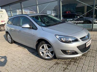 used Opel Astra Sports Tourer 1,4 Turbo Sport 140HK Stc 6g Aut.