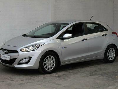 brugt Hyundai i30 1,6 CRDi 110 XTR ISG Eco