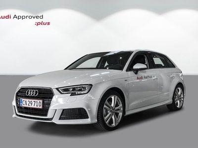 brugt Audi A3 Sportback 35 TFSi Sport Limited