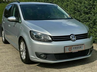 brugt VW Touran 1,6 TDi 105 Comfortline DSG BMT