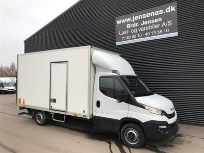 brugt Iveco Daily 35S17/HD 3,0 D Alu.kasse m./lift Aut. 170HK Ladv./Chas. 2016