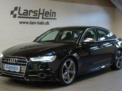 używany Audi S6 4,0 TFSi quattro S-tr.