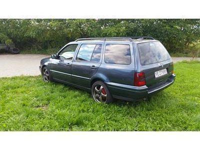 brugt VW Golf III 1,8 variant