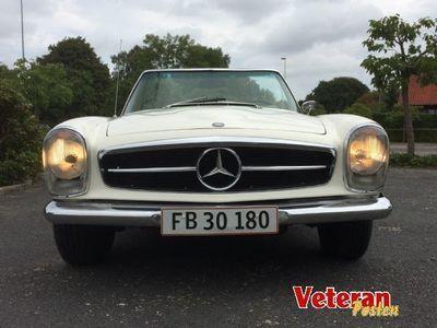 brugt Mercedes 230 SL