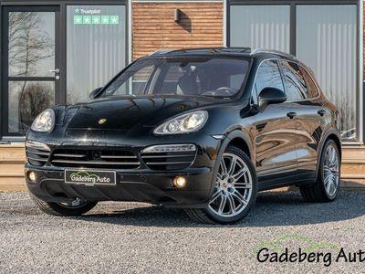 brugt Porsche Cayenne S 4,8 Tiptr.