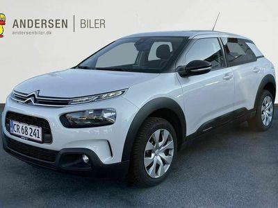brugt Citroën C4 Cactus 1,5 Blue HDi Platium Limited 100HK 5d 6g
