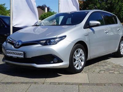 used Toyota Auris Hybrid 1,8 B/EL Comfort 136HK 5d Aut.