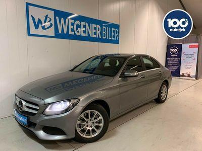brugt Mercedes C200 1,6 BlueTEC aut.