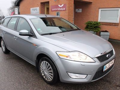 brugt Ford Mondeo 2,0 TDCi 115 Ambiente st.car
