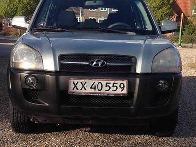brugt Hyundai Tucson 2,0 2 WD