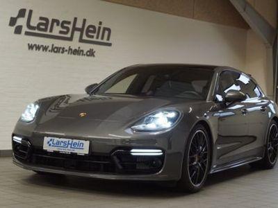 brugt Porsche Panamera 4 E-Hybrid Sport Turismo PDK