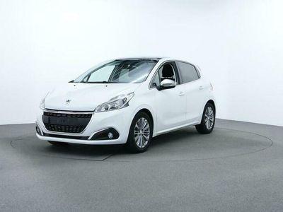 brugt Peugeot 208 1,6 BlueHDi Desire Sky 100HK 5d A++
