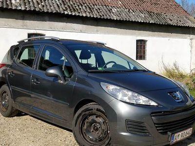 brugt Peugeot 207 1,6 1,6 HDI 16V 90HK.STC