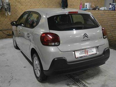 brugt Citroën C3 BlueHDi 75 Iconic