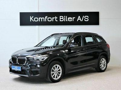 brugt BMW X1 sDrive18d Advantage aut. 2,0