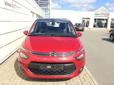 brugt Citroën C4 Picasso 1,6 e-HDi Seduction ETG6 115HK 6g Aut.