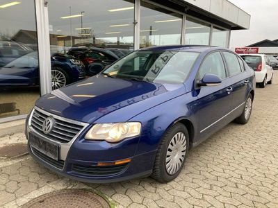 brugt VW Passat 1,9 TDi BlueMotion