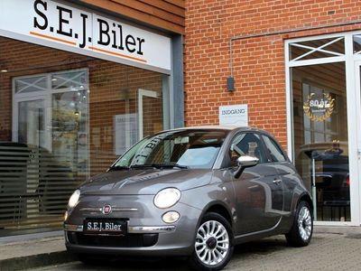 brugt Fiat 500C 1,2 Pop 69HK 2d