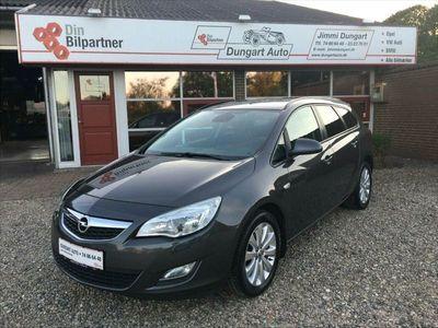 käytetty Opel Astra 140 Enjoy ST eco