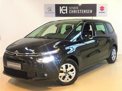 brugt Citroën Grand C4 Picasso 1,2 PureTech Iconic Limited start/stop 130HK 6g