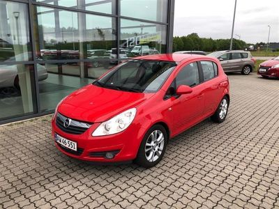 brugt Opel Corsa 1,2 Twinport Cosmo Edition 85HK 5d