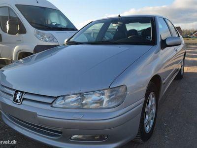brugt Peugeot 406 3,0 V6 SV 190HK