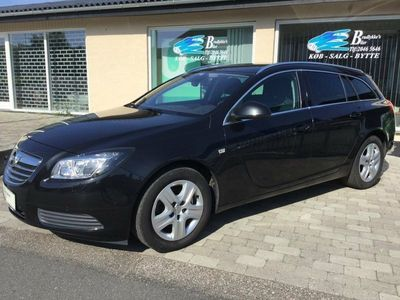 second-hand Opel Insignia 1,8 Edition ST