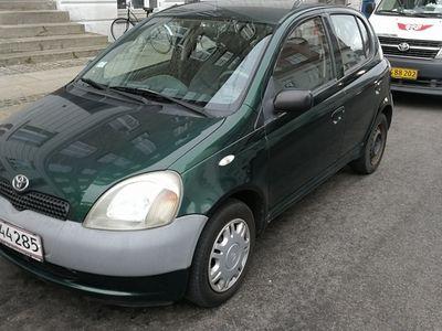 brugt Toyota Yaris 1,0 5D