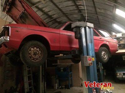 używany Ford Granada 2.3 stc MK1
