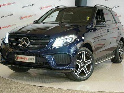 brugt Mercedes GLE350 d 3,0 aut. 4Matic