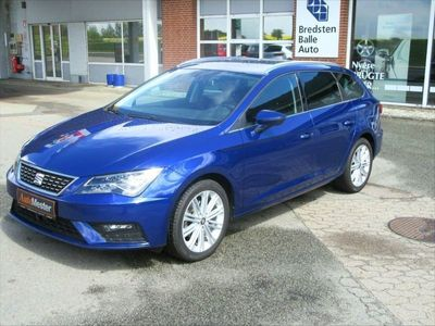brugt Seat Leon ST TSi 150 Xcellence
