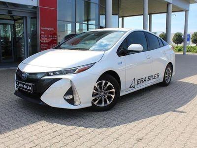 gebraucht Toyota Prius Plug-in 1,8 Hybrid H4 122HK 5d