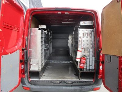 brugt VW Crafter K 2,0 TDI 163HK Van 2014