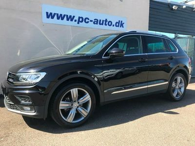 used VW Tiguan 2,0 TDi 150 Highline+ DSG