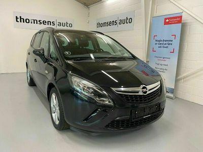 brugt Opel Zafira Tourer 2,0 CDTi 130 Enjoy eco