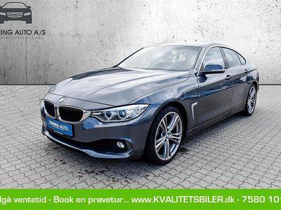 brugt BMW 430 Gran Coupé d 3,0 D 258HK 5d 8g Aut. - Personbil - koksmetal