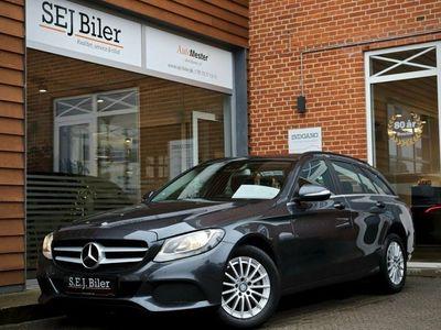 brugt Mercedes C220 2,1 BlueTEC stc. 170HK st.car