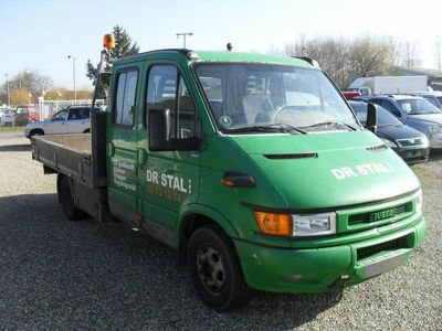used Iveco Daily 2,8 35C13 3750mm Lad