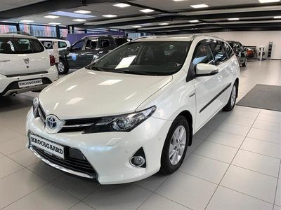 brugt Toyota Auris Touring Sports 1,8 B/EL H4 136HK Stc
