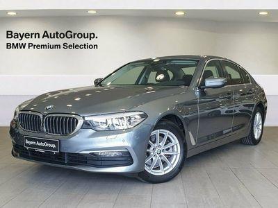 gebraucht BMW 520 i 2,0 aut.