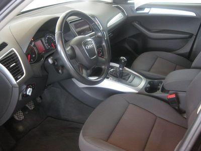brugt Audi Q5 TDi 170 quattro