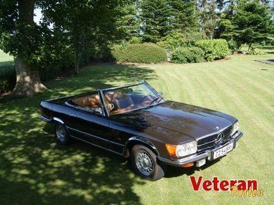 brugt Mercedes SL350 V8 4,5L