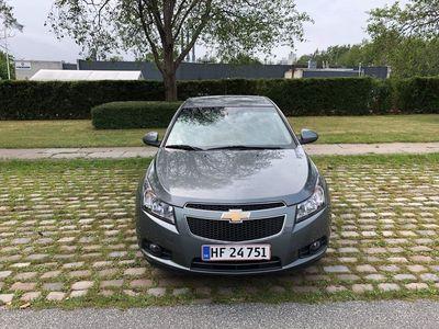 brugt Chevrolet Cruze 2.0 VCDI 4D 163 HK